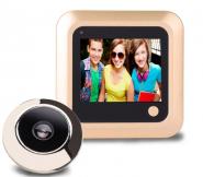2.4 дюймов LCD Цифровой глазок для двери