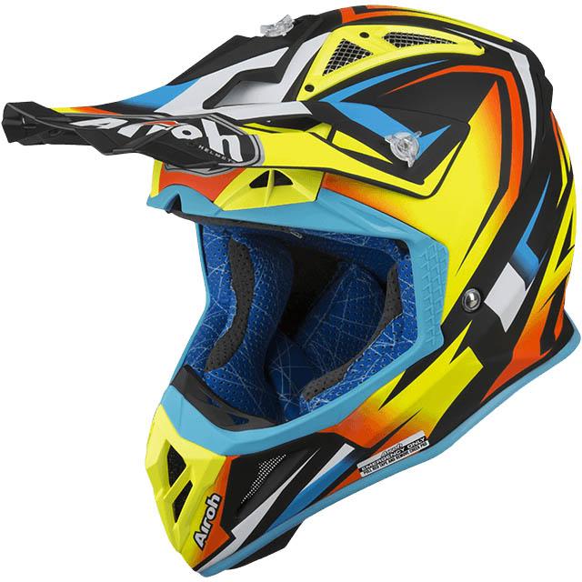 Airoh - Aviator 2.3 Fame Yellow Matt шлем, желтый матовый