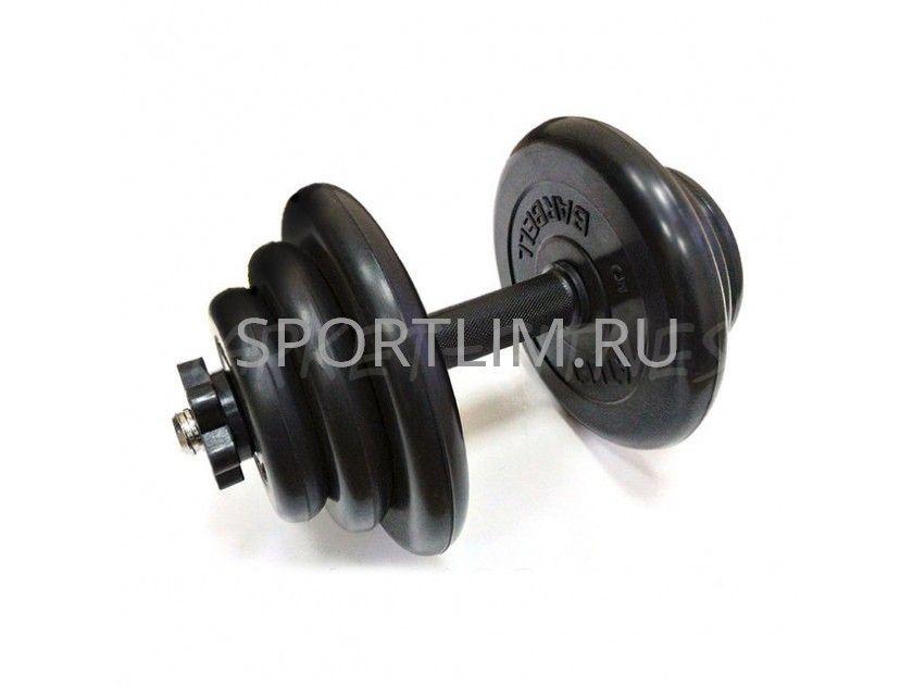 Гантель MB Barbell Atlet d.31мм 20 кг