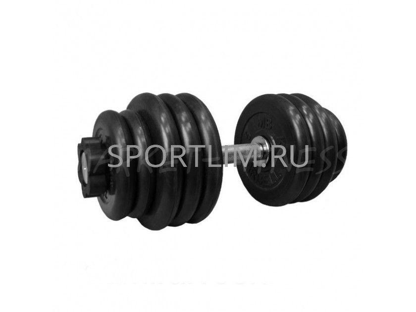 Гантель MB Barbell Atlet d.51мм 46.5 кг