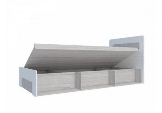 """Кровать с подъемным механизмом """"Палермо Юниор"""" 0,9 м. (2048х903х960мм.)"""