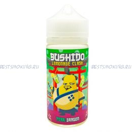 """Е-жидкость Bushido Lemonade clash """"Pear Dragon"""", 100 мл."""