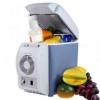 Автомобильный холодильник/нагреватель Portable Electronic Cooling and Warming Refrigerator 7.5L рис 1