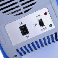 Автомобильный холодильник/нагреватель Portable Electronic Cooling and Warming Refrigerator 7.5L рис 3