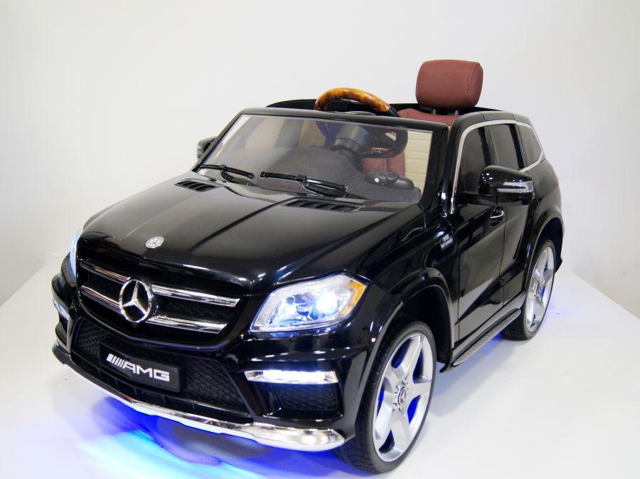 Детский электромобиль Mercedes GL63 4x4