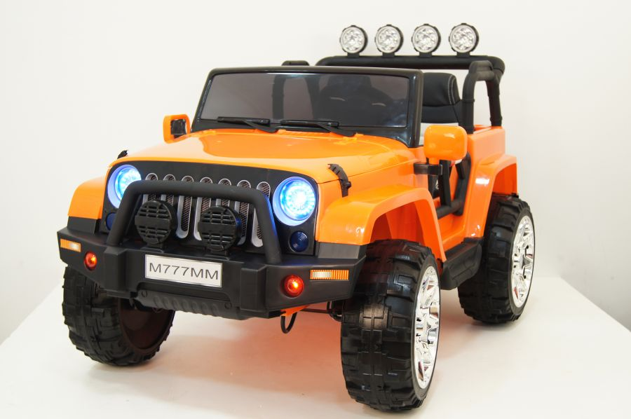 Детский электромобиль Jeep M777MM 4x4