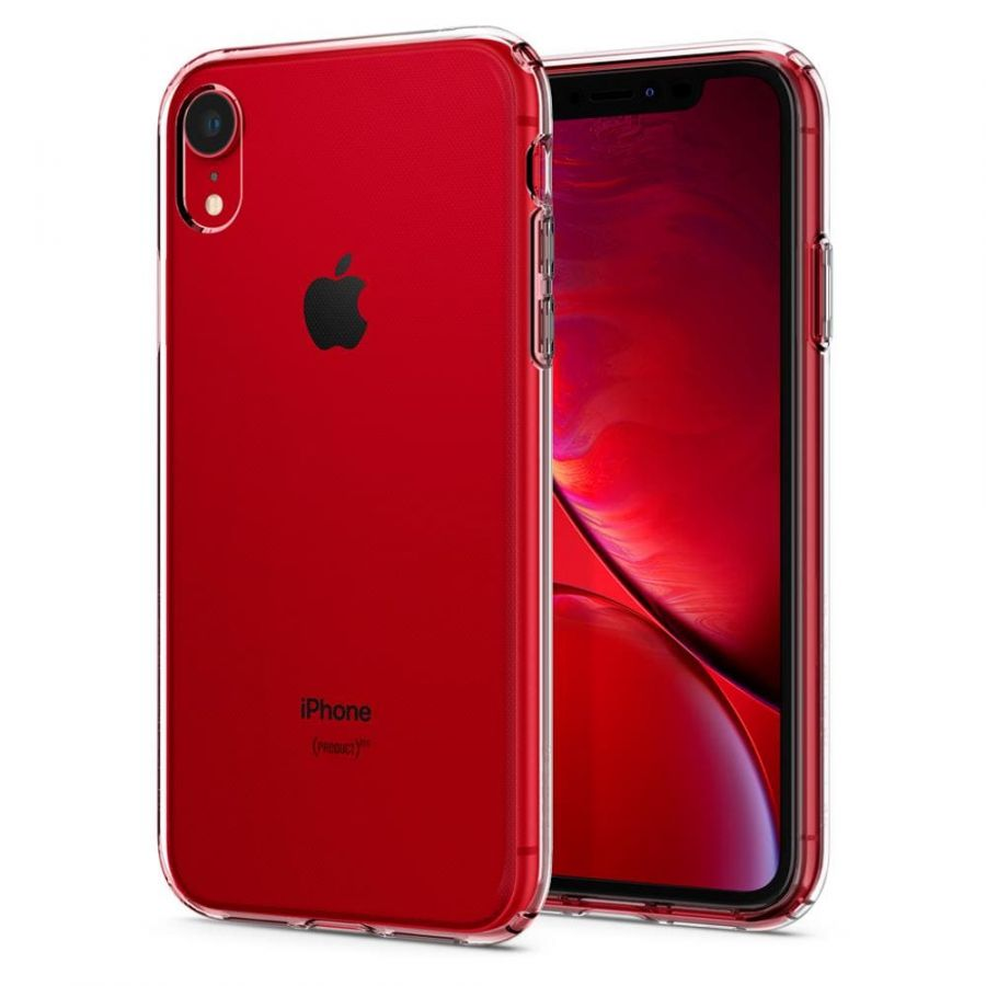 Чехол SGP Spigen Liquid Crystal для iPhone XR кристально-прозрачный