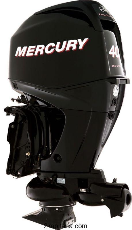 Лодочный мотор Mercury ME JET F 40 ELPT EFI