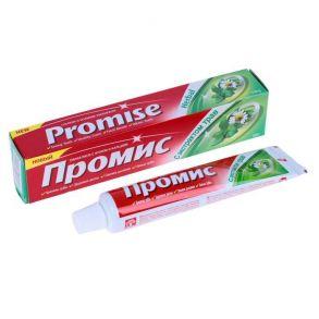 ЗУБНАЯ ПАСТА «ПРОМИС» с экстрактом трав 100 гр