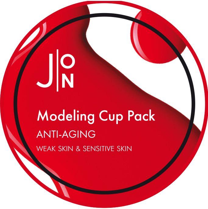 [J:ON] Альгинатная маска АНТИВОЗРАСТНАЯ ANTI-AGING MODELING PACK