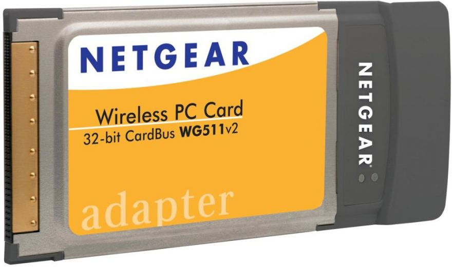 Wi-Fi адаптер NETGEAR WG511EE