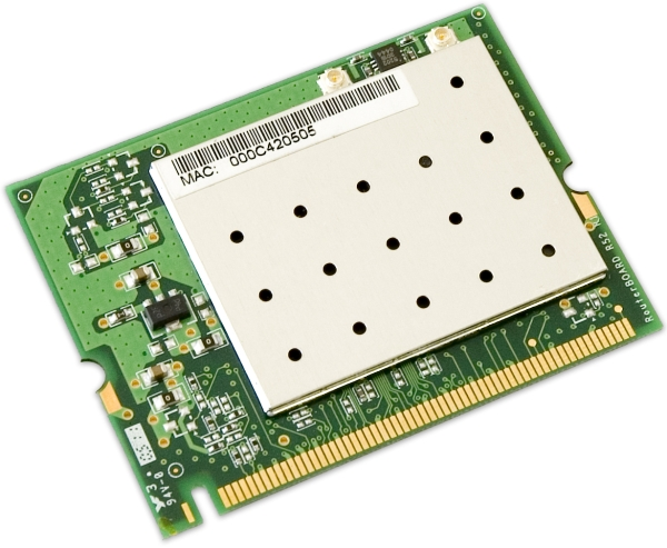 Wi-Fi адаптер MikroTik R52