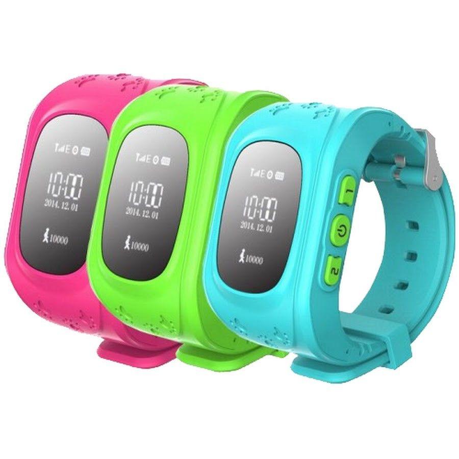 Умные детские часы с GPS Smart Baby Watch Q50 new