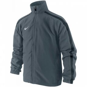 Детская ветровка Nike Competition Woven Warm-Up Jacket Junior серая