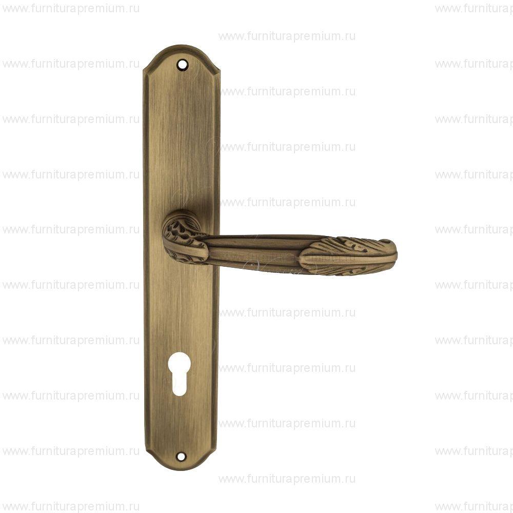 Ручка на планке Venezia Angelina PL02 CYL