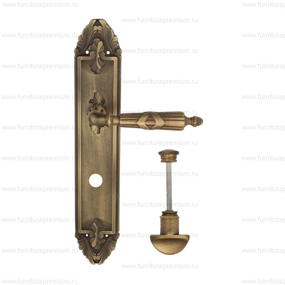 Ручка на планке Venezia Anneta PL90 WC-2