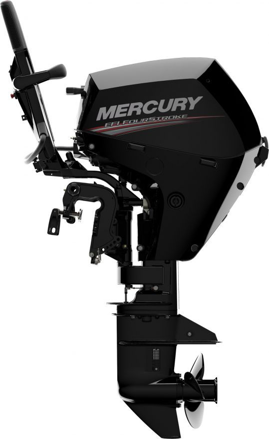 Мотор Mercury F10 EFI Новинка!!!
