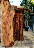 Столешница пропитана тунговым маслом Сигма Колор