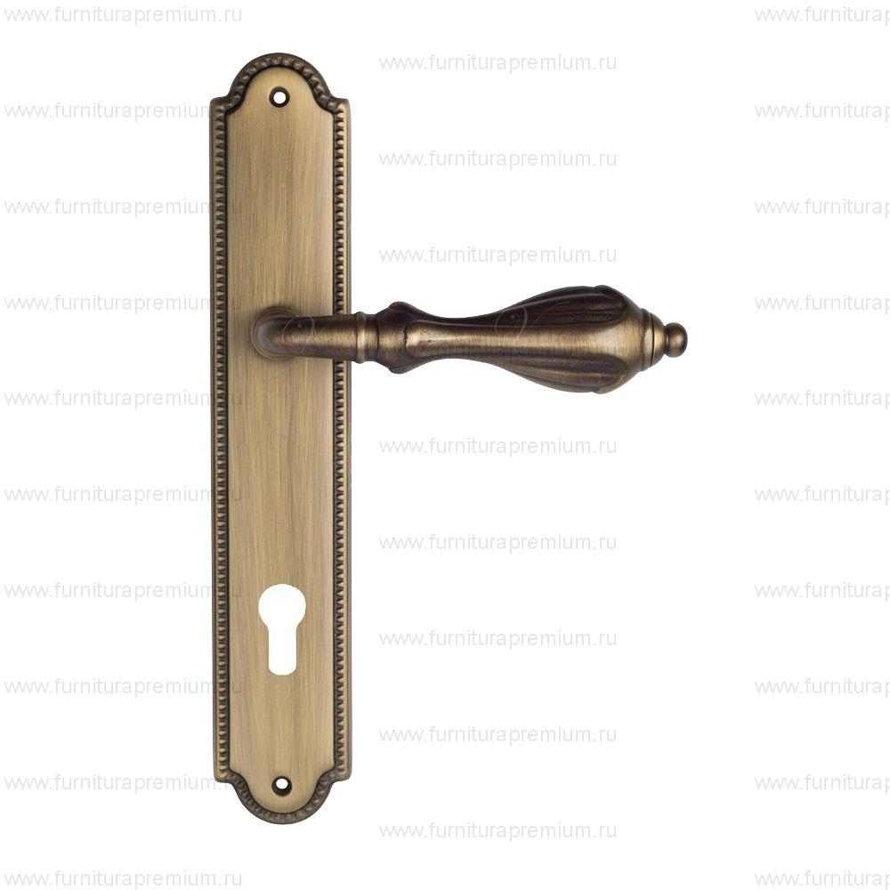 Ручка на планке Venezia Anafesto PL98 CYL