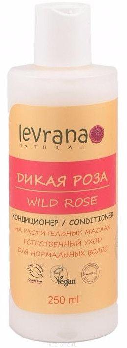 Кондиционер для нормальных волос Дикая Роза Levrana (Леврана) 250 мл