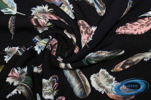 Блузочная ткань тиффани принт 50685/D2/C#1