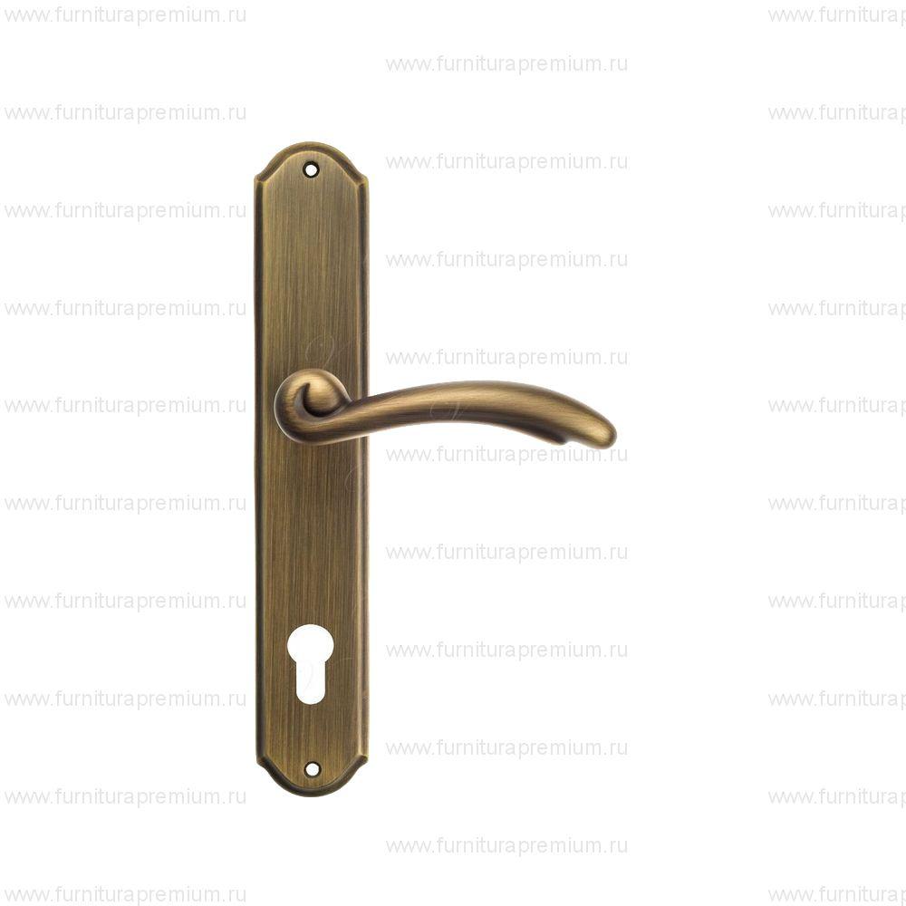 Ручка на планке Venezia Versale PL02 CYL