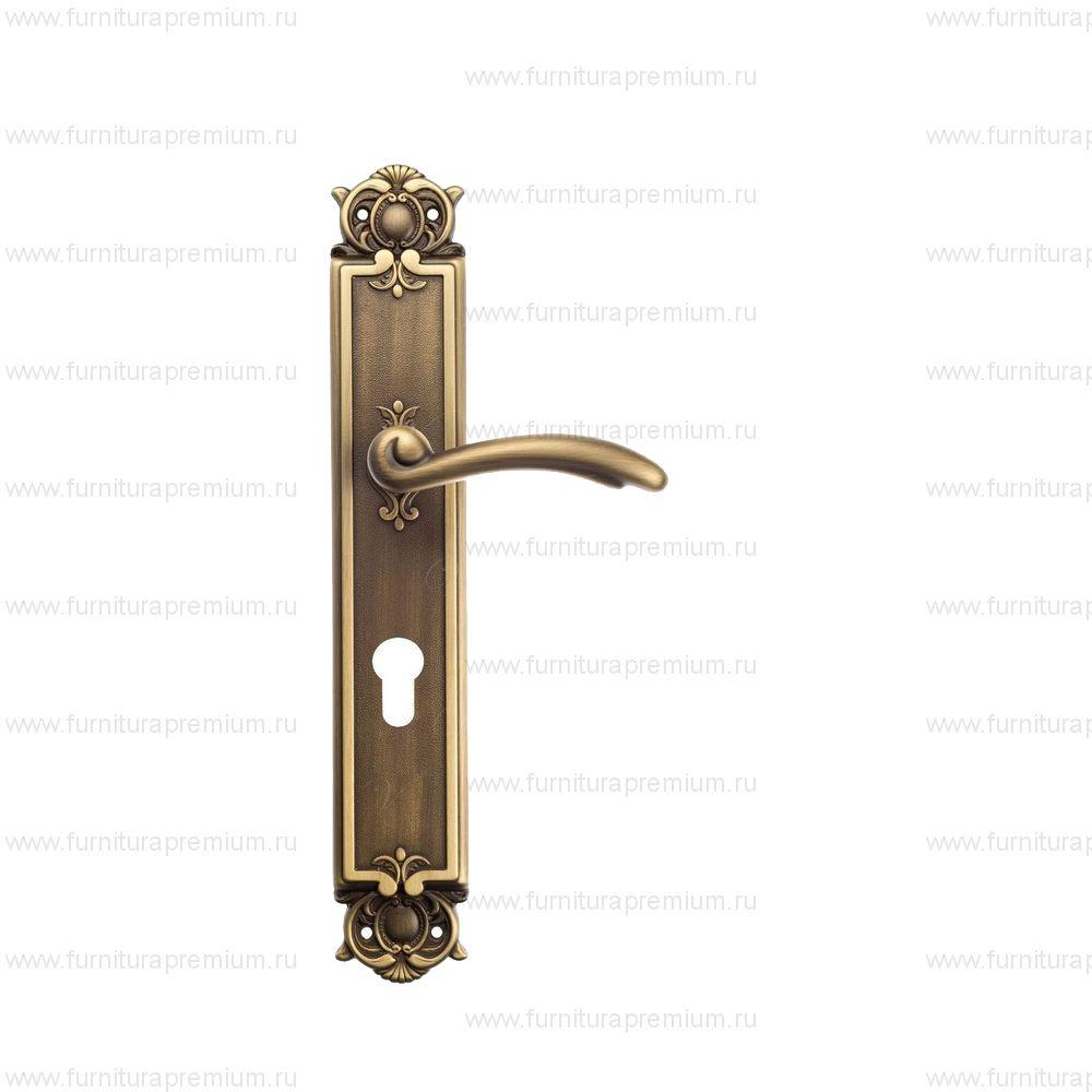 Ручка на планке Venezia Versale PL97 CYL