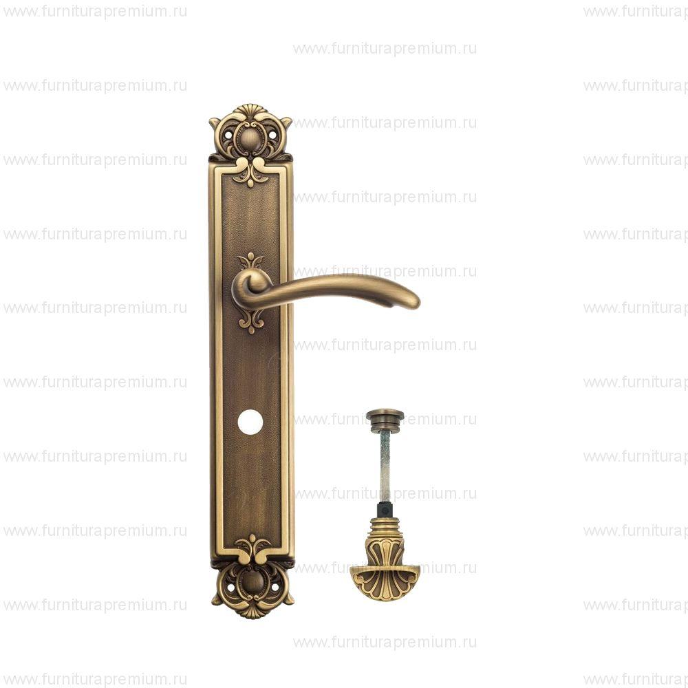 Ручка на планке Venezia Versale PL97 WC-4