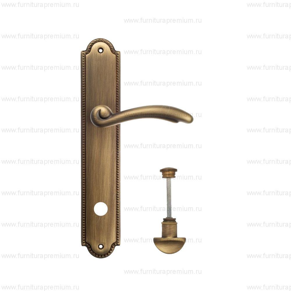 Ручка на планке Venezia Versale PL98 WC-2
