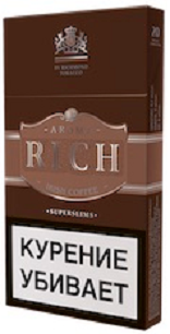 Сигареты Rich Irish Blend SS