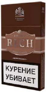 Сигареты Rich Irish Blend SS
