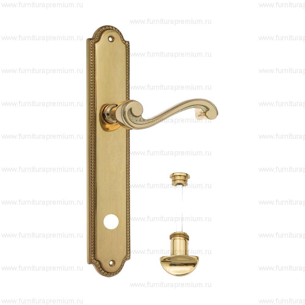 Ручка на планке Venezia Vivaldi PL98 WC-2