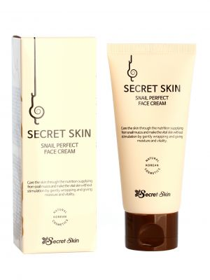Пенка для умывания SECRETSKIN SNAIL+EGF PERFECT FOAM CLEANSER 100мл