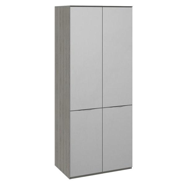 Шкаф для одежды «Либерти» (с 2мя зеркальными дверями)