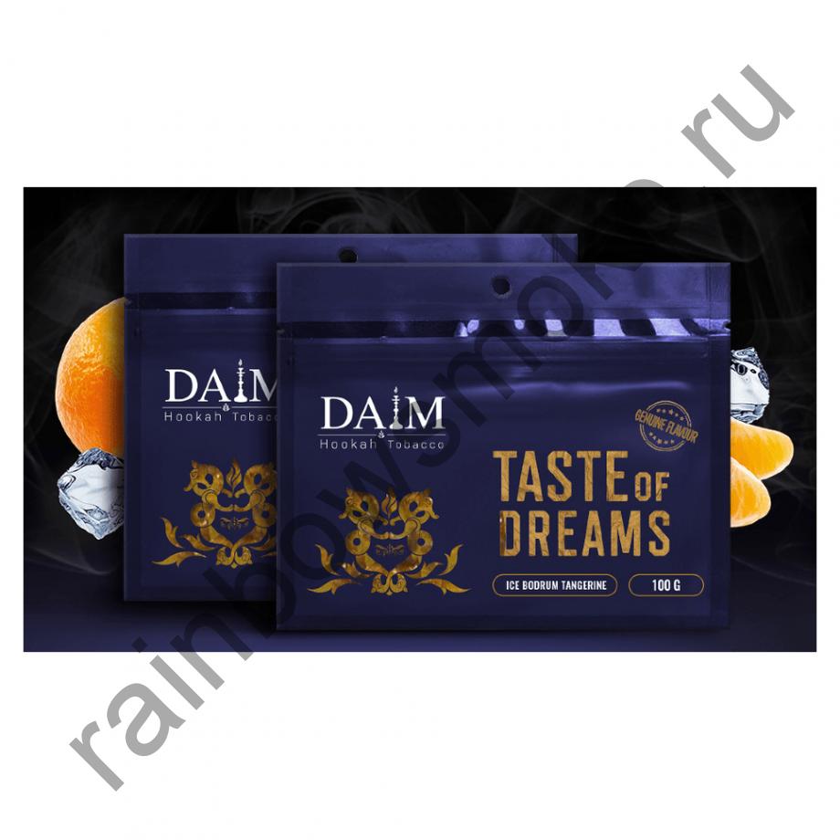 Daim 100 гр - Ice Bodrum Tangerine (Ледяной Мандарин)