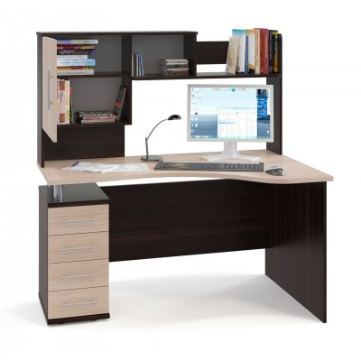 Компьютерный стол КСТ-104.1 + КН-14 СОКОЛ