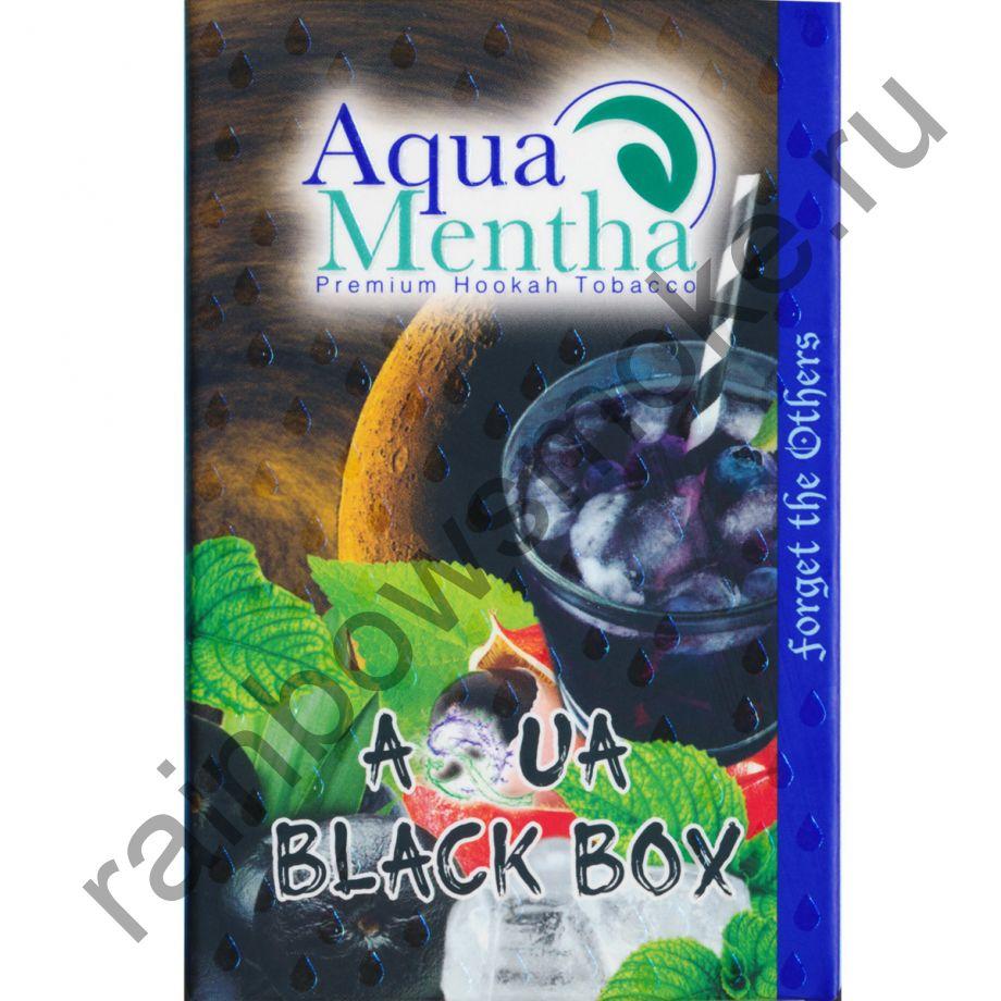 Aqua Mentha 50 гр - Aqua Black Box (Ледяная Асаи)