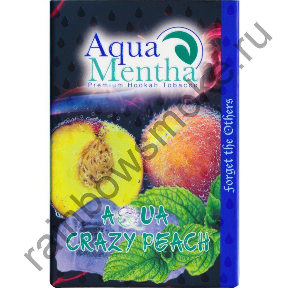 Aqua Mentha 50 гр - Aqua Crazy Peach (Ледяной Персик)