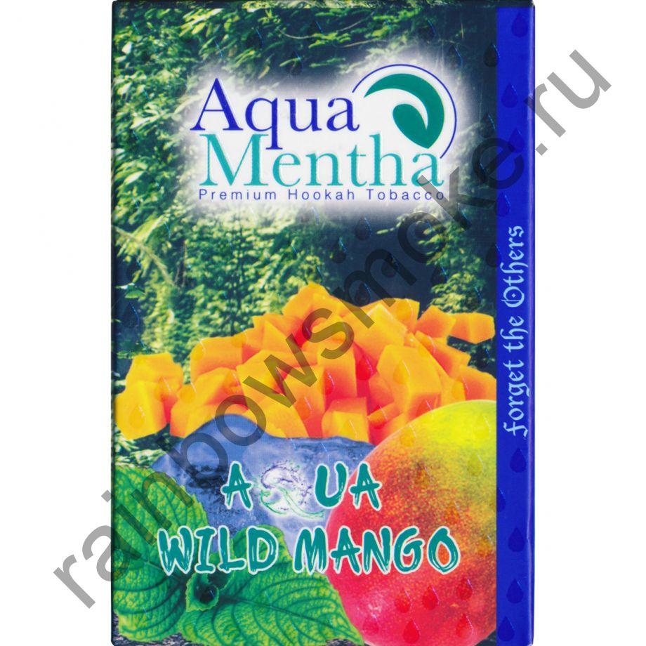 Aqua Mentha 50 гр - Wild Mango (Манго)