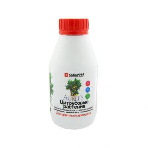 Агрис удоб. Цитрус.растения 250мл