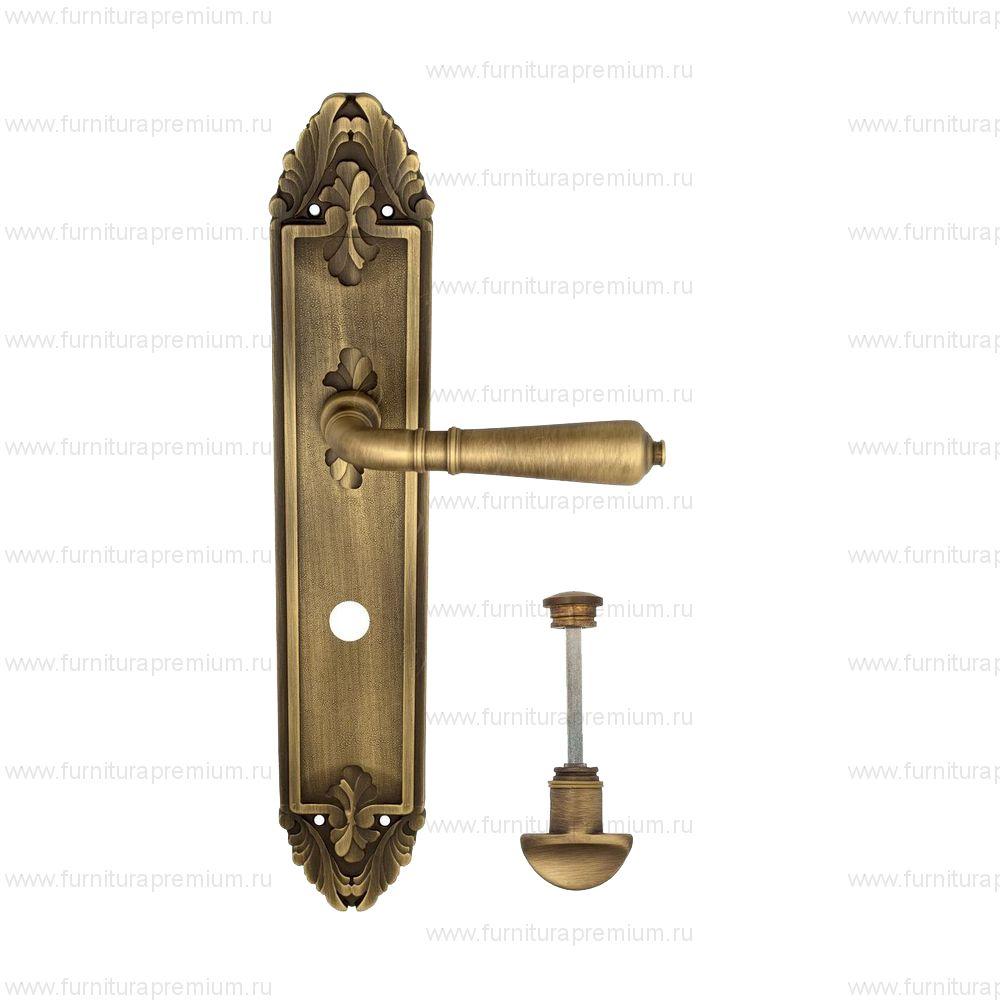 Ручка на планке Venezia Vignole PL90 WC-2