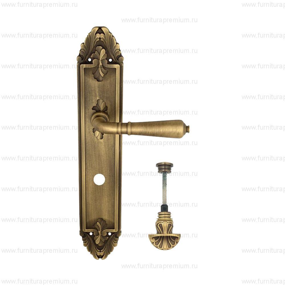 Ручка на планке Venezia Vignole PL90 WC-4