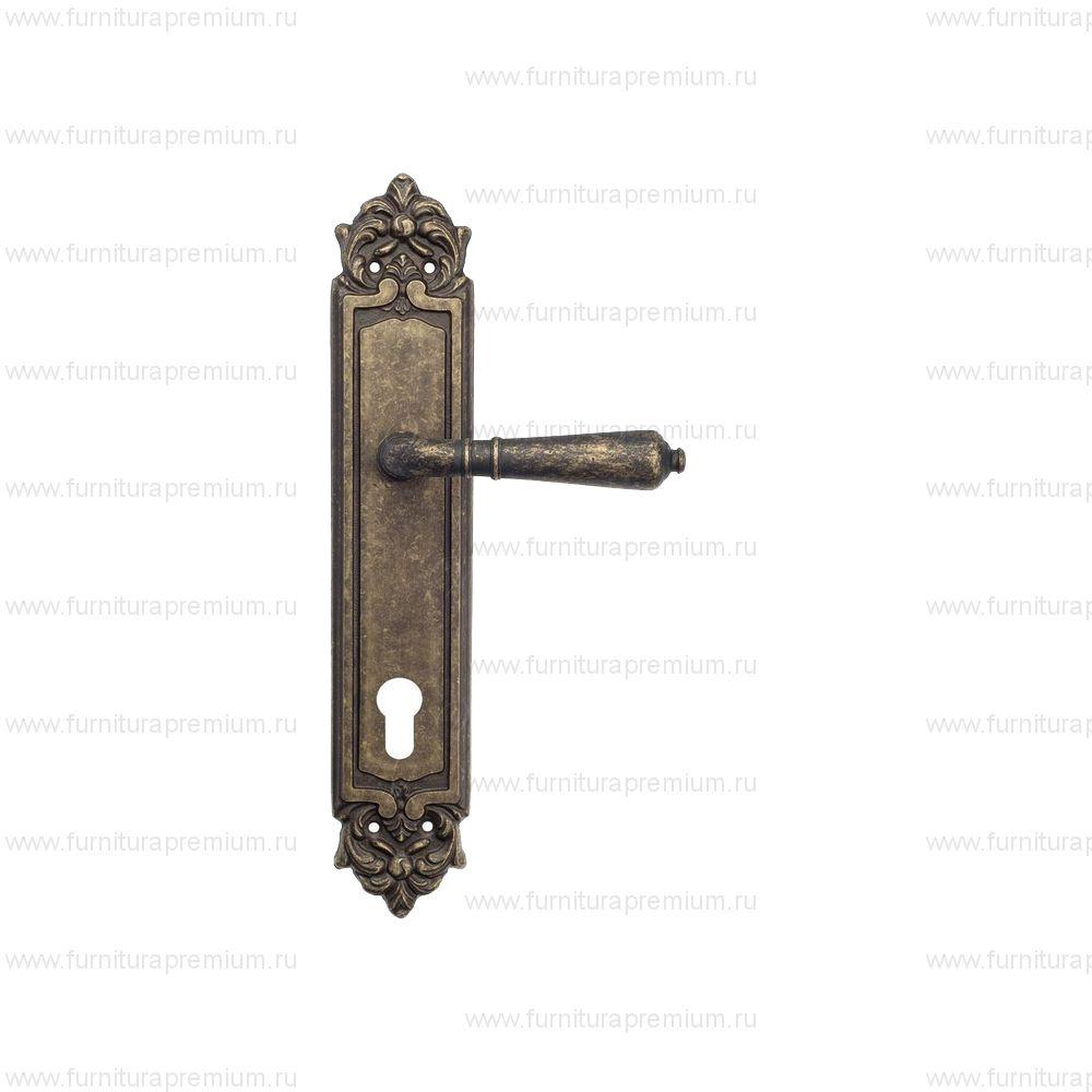 Ручка на планке Venezia Vignole PL96 CYL