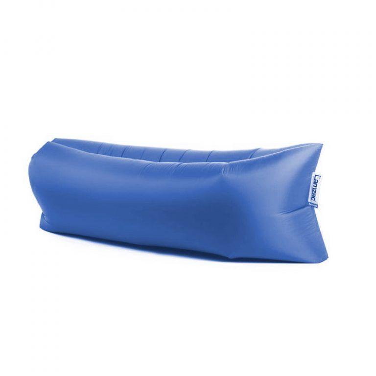 Надувной матрас-гамак LAMZAC (Ламзак), синий