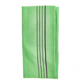 Мочалка для душа Sung bo cleamy Viscose Back Bath Towel  90см х 28см