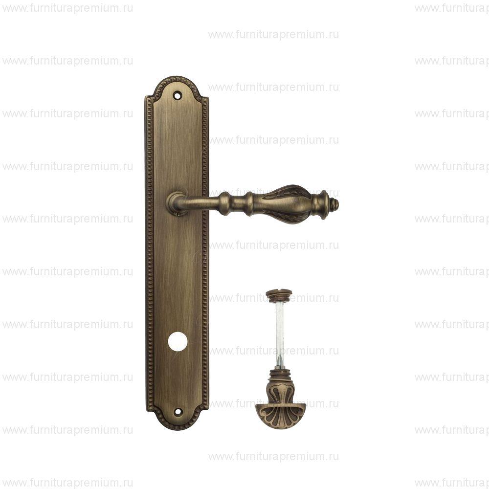 Ручка на планке Venezia Gifestion PL98 WC-4