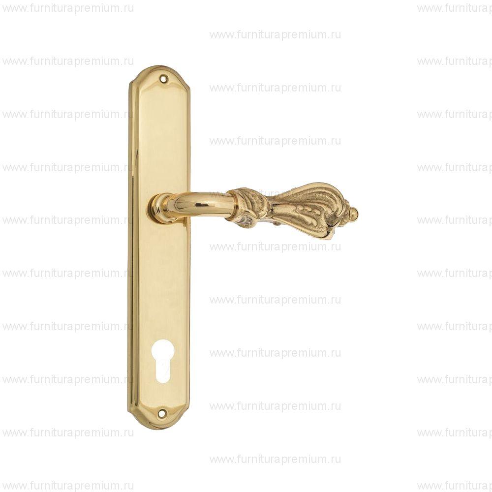 Ручка на планке Venezia Florence PL02 CYL