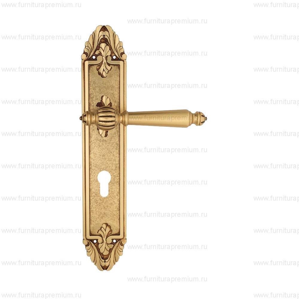 Ручка на планке Venezia Pellestrina PL90 CYL