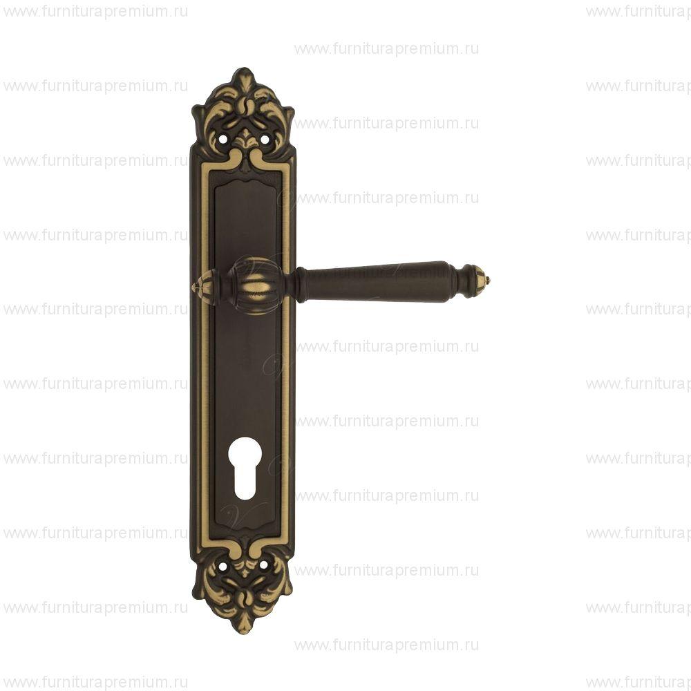 Ручка на планке Venezia Pellestrina PL96 CYL