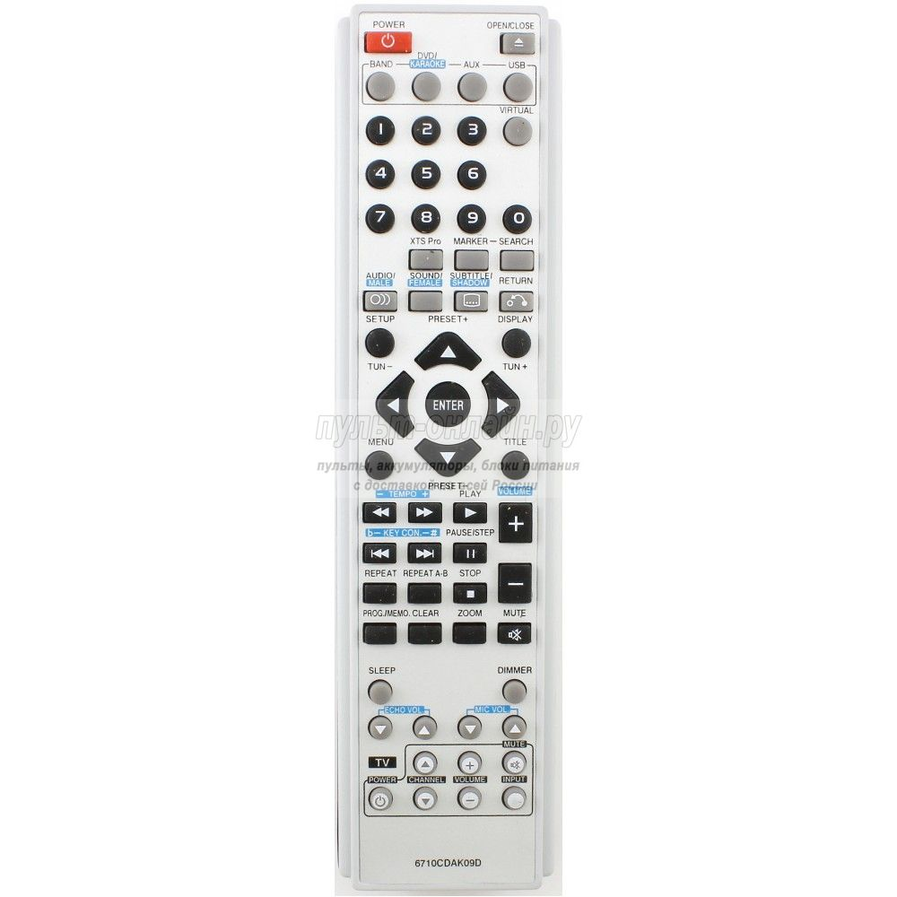 LG 6710 CDAK09D  LH-TK3635/LHS-36 SDS